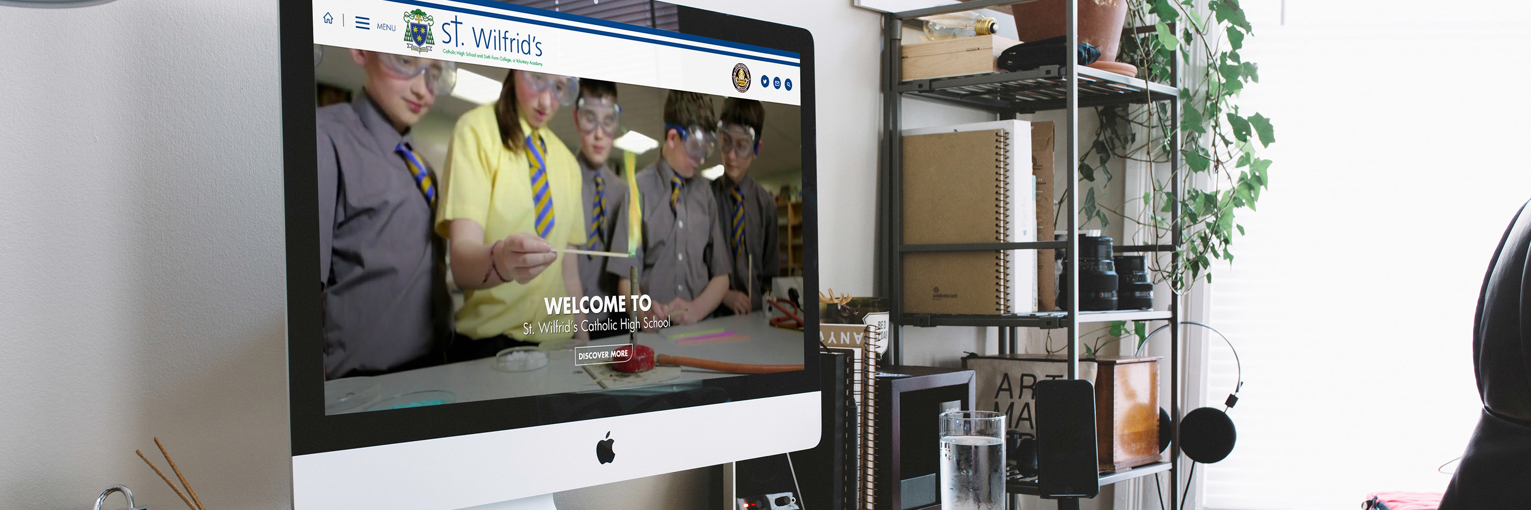 Responsive Website Design For Schools